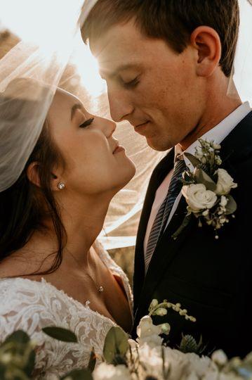 Post wedding portraits