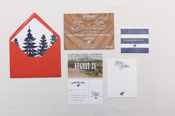 Tmx 1415639207898 Rubythefox September2014 099 Towson wedding invitation
