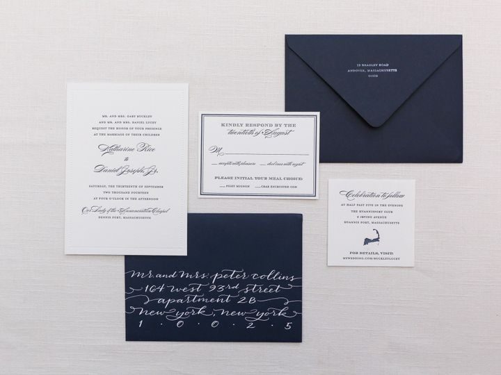 Tmx 1442877587080 Rubythefox September2014 098 Towson wedding invitation