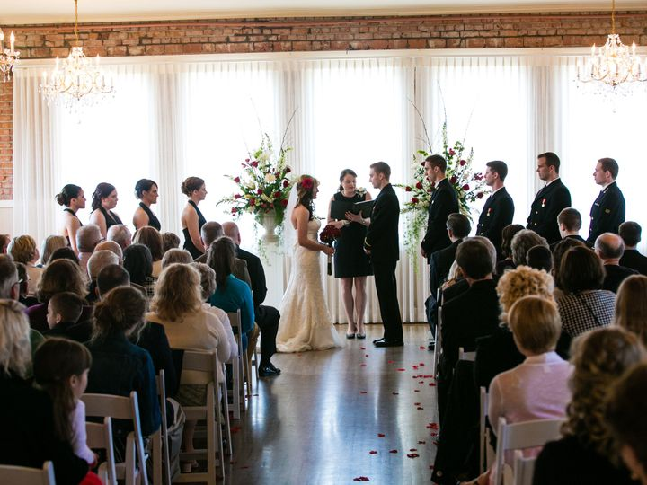 Tmx 1440622852703 2014   Brittany Johnson  Spencer Tack The Ceremony Seattle, WA wedding officiant