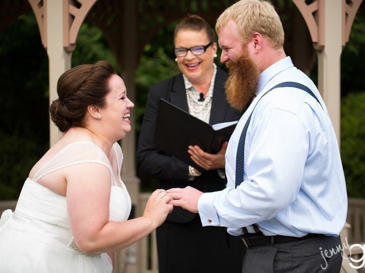Tmx 1440622990726 Elainelaughingrosegarden Seattle, WA wedding officiant