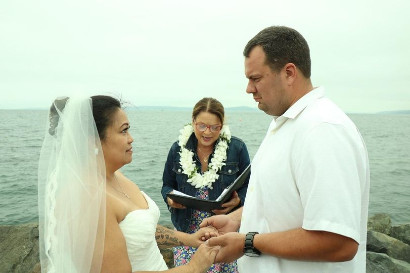 Aloha elopement