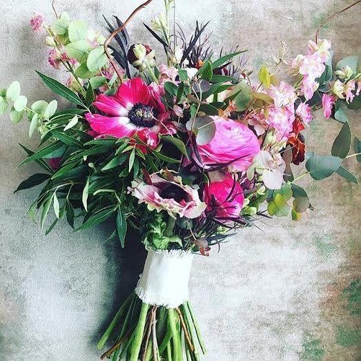 sfb bouquet pink