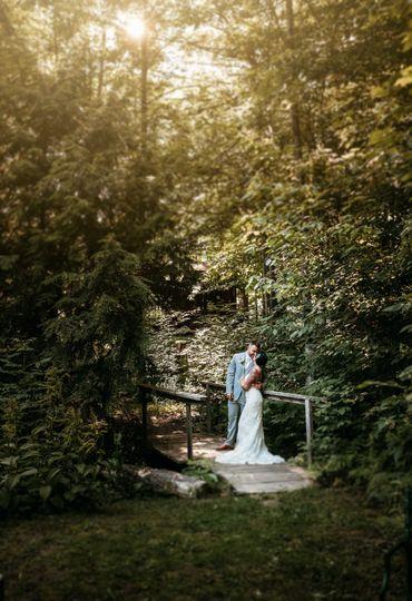 Vermont Woodsy Wedding