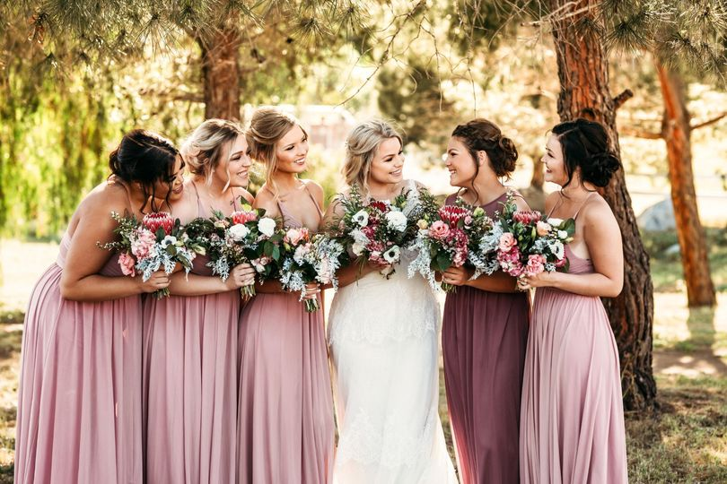 Blossom Valley Vintage Wedding