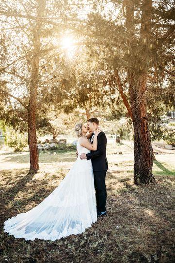 San Diego countryside wedding