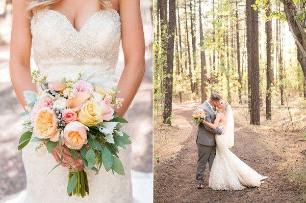 rustic chic phoenix wedding photographers