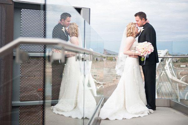 tempe center for the arts wedding photos