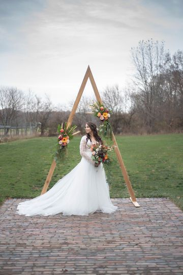 Bridal and Arch Flowers