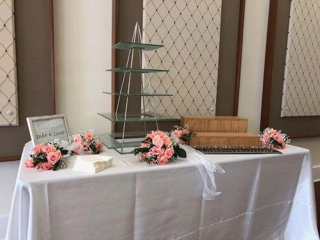 Tmx Bouquets On Treat Table 51 1898477 157687555462923 Carmel, IN wedding florist
