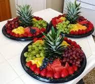 Seasaonal Fruit Display