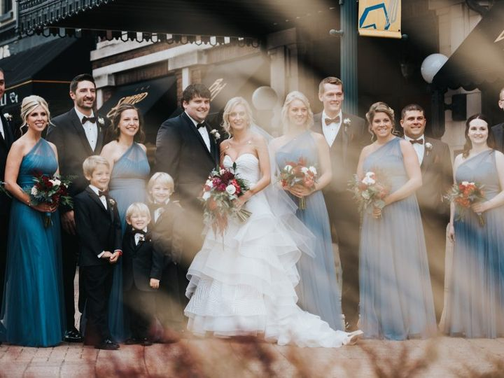 Tmx Bridal Party Front Entrance 3 51 1389477 159683872624368 Cedar Falls, IA wedding venue