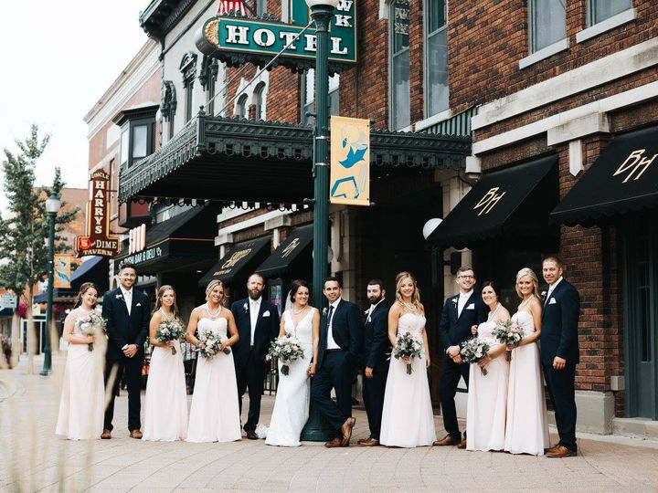 Tmx Bridal Party Front Entrance 51 1389477 159683872699154 Cedar Falls, IA wedding venue