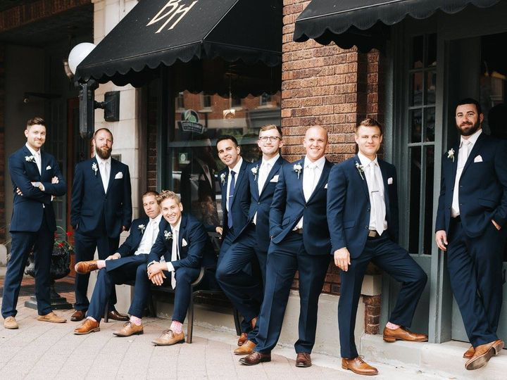 Tmx Groomsmen Front Entrance 51 1389477 159683883660213 Cedar Falls, IA wedding venue