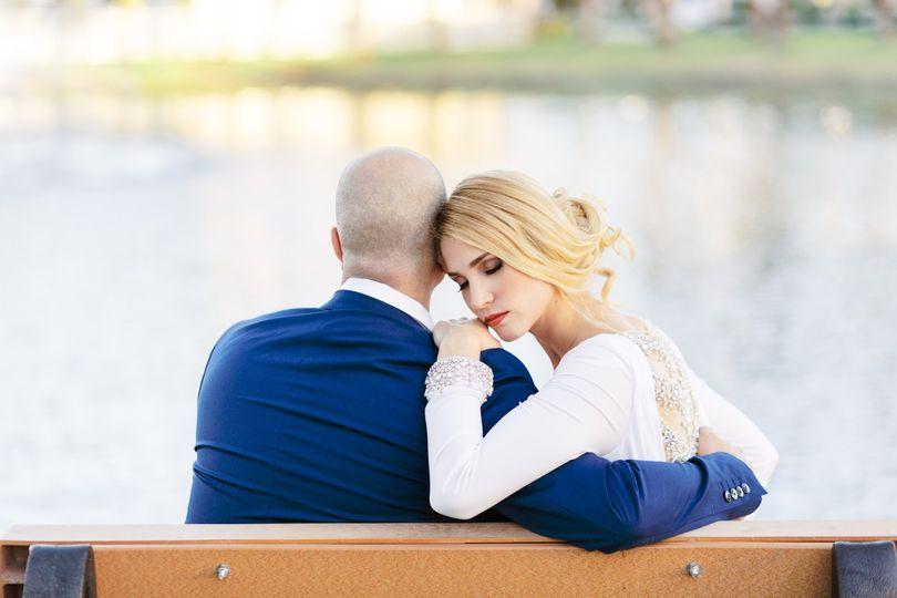 Elopement intimate wedding