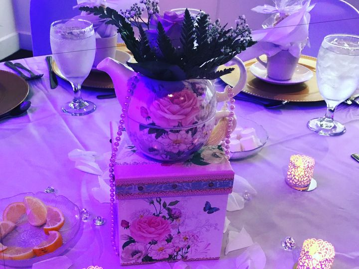 Tmx Anniversary Centerpieces 51 360577 Ruskin, FL wedding venue