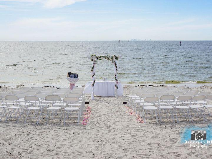 Tmx Beach Wedding Ceremony 2 51 360577 Ruskin, FL wedding venue