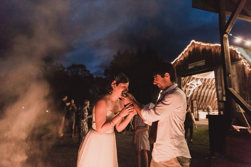 Liam + Lauren Murphy Wedding at Rockingham Hill Farm