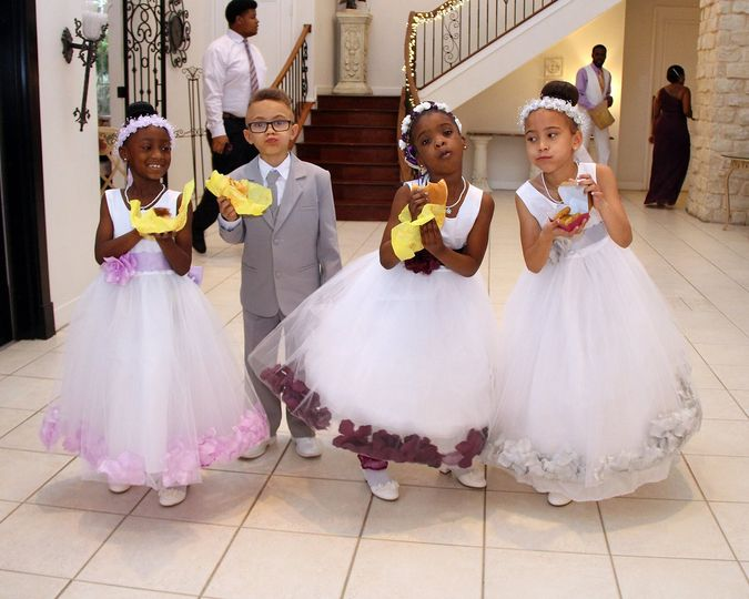 Bridal Party Kids 1