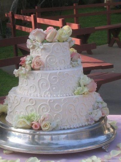 3 tier pink swirls kerry 1