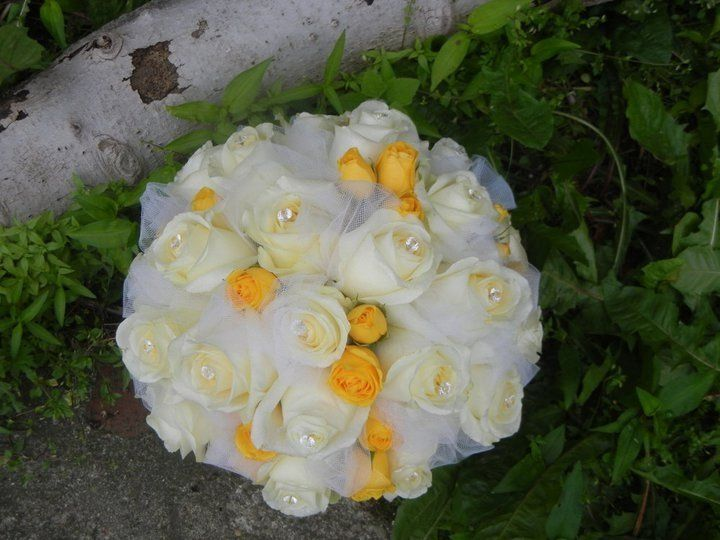 Tmx 1340306476941 Weddingbouquet1 Grinnell, IA wedding florist