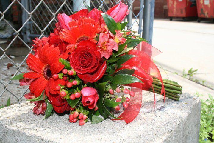 Tmx 1340307095567 Weddingbouquet8 Grinnell, IA wedding florist