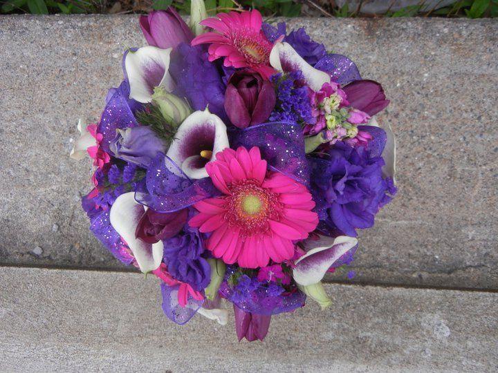 Tmx 1340307100184 Weddingbouquet11 Grinnell, IA wedding florist