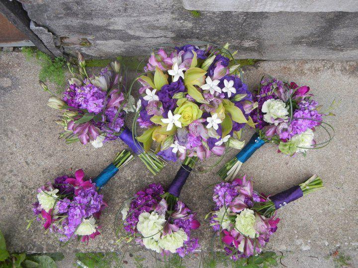 Tmx 1340307102439 Weddingbouquet12 Grinnell, IA wedding florist