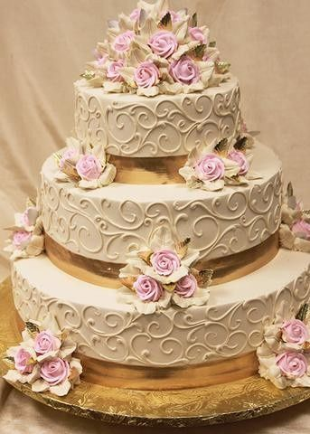 Tmx 1490381089594 Img4370large Braintree, Massachusetts wedding cake
