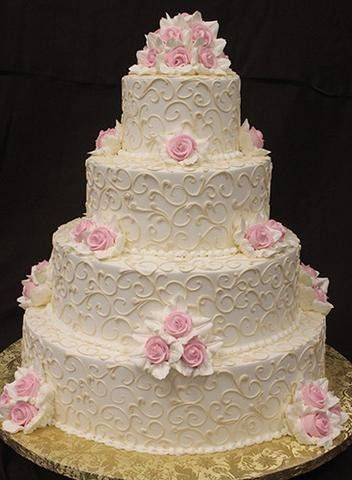 Tmx 1490381100716 Img4570large Braintree, Massachusetts wedding cake