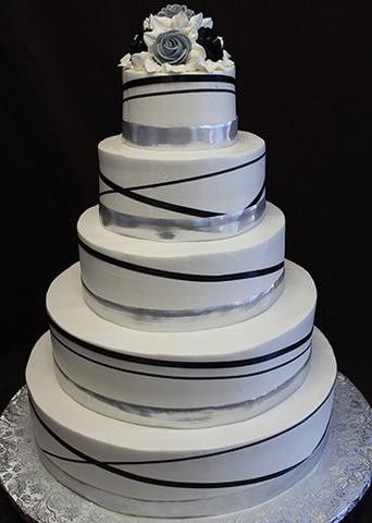 Tmx 1490381125888 Img4760large Braintree, Massachusetts wedding cake