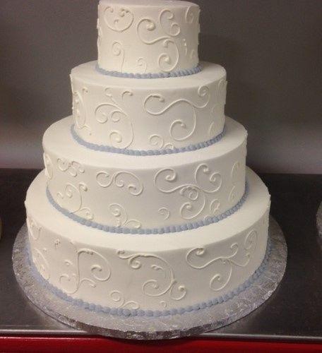 Tmx 1490381144368 Img9414 Braintree, Massachusetts wedding cake