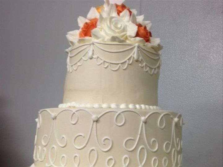 Tmx 1490381150404 Img9477 Braintree, Massachusetts wedding cake