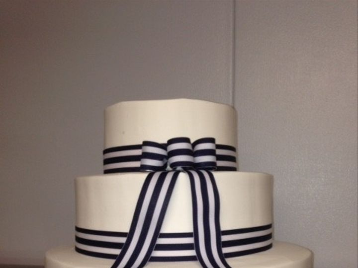 Tmx 1490381197143 Img9699 Braintree, Massachusetts wedding cake