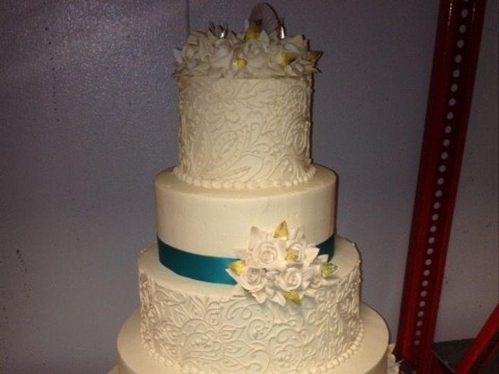 Tmx 1490381202622 Img9703 Braintree, Massachusetts wedding cake