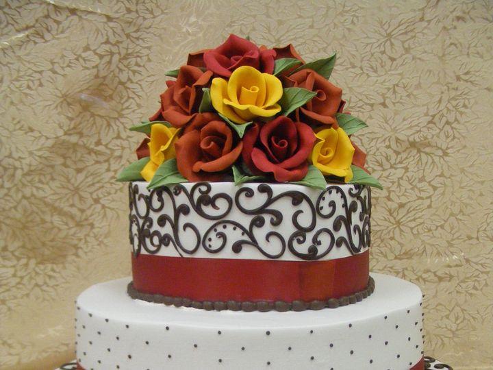 Tmx 1490393547448 10 29 09 017 Braintree, Massachusetts wedding cake