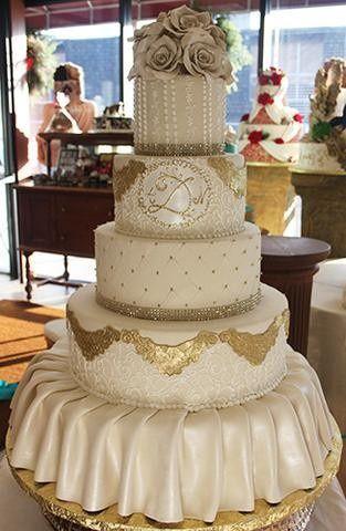 Tmx 1490393747402 Img2208large Braintree, Massachusetts wedding cake