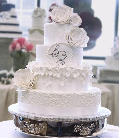 Tmx 1490393764250 Img3974large Braintree, Massachusetts wedding cake