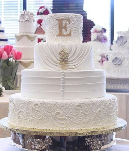 Tmx 1490393768865 Img4016large Braintree, Massachusetts wedding cake