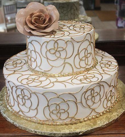 Tmx 1490393905661 Img4323large Braintree, Massachusetts wedding cake