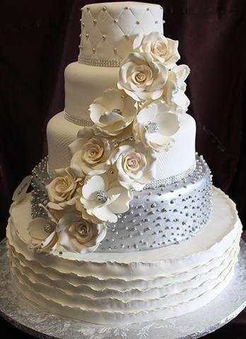 Tmx 1490393989578 Img4910873849ad 707c 4111 A371 8f5610ac1856large Braintree, Massachusetts wedding cake