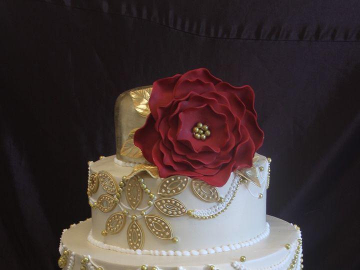 Tmx 1490393995149 Img5009 Braintree, Massachusetts wedding cake