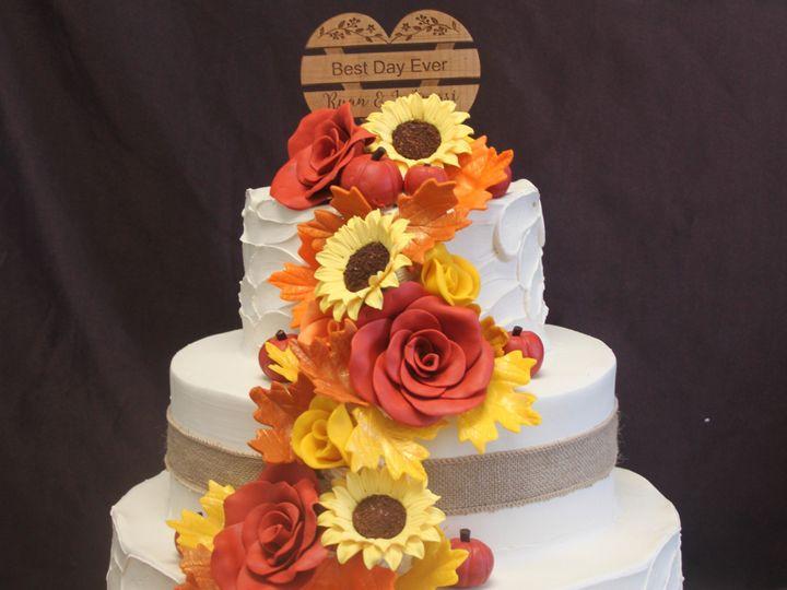 Tmx 1490394015976 Img5063 Braintree, Massachusetts wedding cake