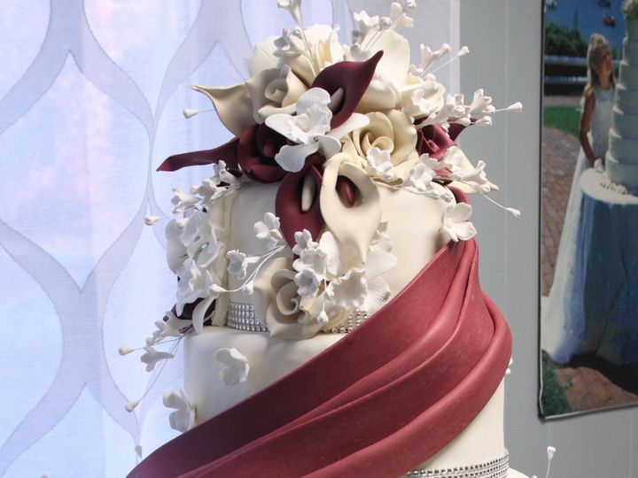 Tmx 1490394103972 Img5494 Braintree, Massachusetts wedding cake