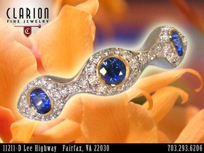 Tmx 1398929178673 Custombluesapphirerin Fairfax wedding jewelry