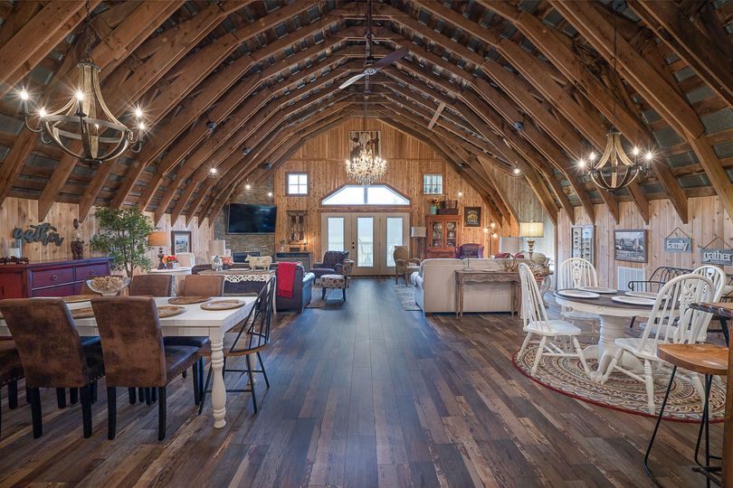 The 1920's  dairy barn operated for 70 years and now has been transformed into a one of a kind loft....
