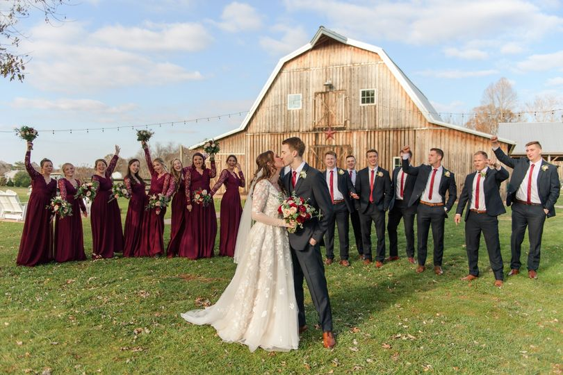 Year-round weddings