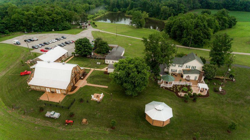 Historic 100 year old VA farm