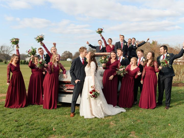 Tmx Bridal Party Andievan 3 51 613577 157986972464705 Powhatan, VA wedding venue