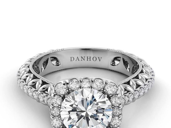 Tmx 1378284619563 Danhov   Fe109 4 Portland wedding jewelry